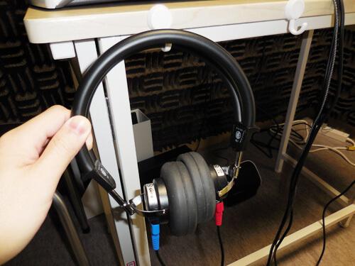 ヘッドホンで計った聴力検査は、気導検査