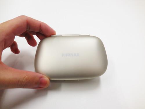 フォナック補聴器の新しいケース