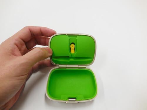 小さい電池ももちろん可能