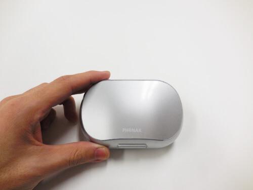 過去の補聴器ケース