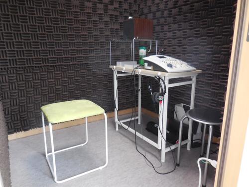 防音室は、このような部屋